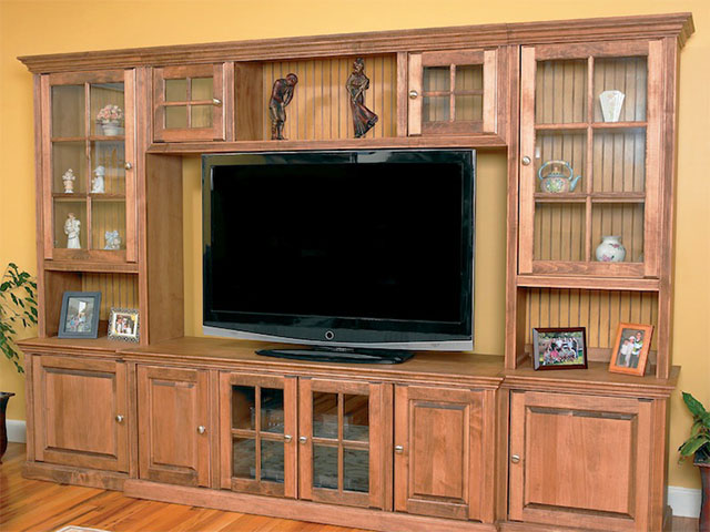 Create Your Own Custom Size Wall Unit