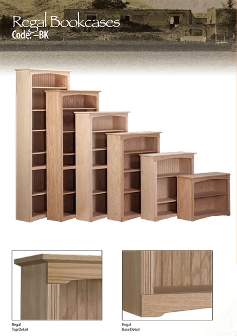 Regal Bookcases